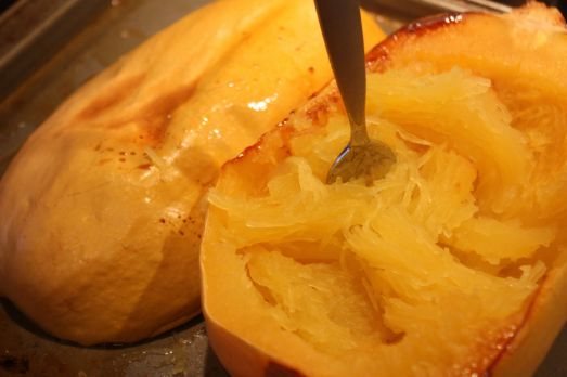 Check your spaghetti squash