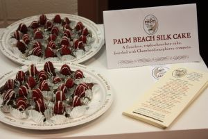 The Point Palm Beach Silk Cake