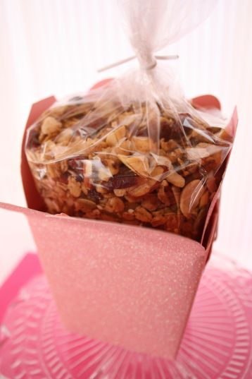Maple Nutty Granola Gift